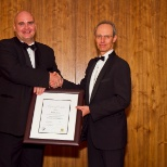 ADT Security Services photo: Gala evening and certification