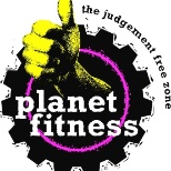 Planet Fitness photo: judgment free zone