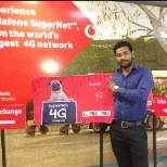 4G LAUNCHING IN GORAKHPUR