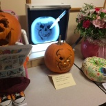Fawcett Memorial Hospital photo: Halloween