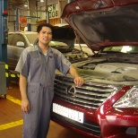 I work as a Toyota/Lexus Technician.