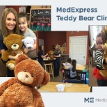 Teddy Bear Clinics