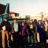 1985 Flying Noatak Elders from Kotzebue