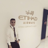 Etihad Airways Center