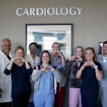 We have a heart for Cardiology!