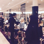 Charlotte Tilbury Dallas Launch