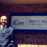 Pastor Guillermo Garcia at Trinity Hill Care Center. He provides pastoral care to residents.