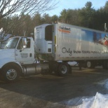 REINHART FOODSERVICE, LLC photo: What a clean truck