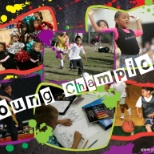 Young Champions USA photo: We offer several fun classes, including basketball, karate, art, cheer, dance and soccer!