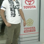 Showroom at Toyota ALJ KSA ...