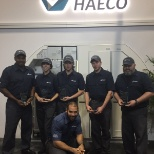 Aircraft Maintenance Competition Win at MRO Americas 2017