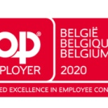 Certification Top Employer Belgium 2020