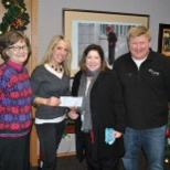 Kansas City's Branch Office 2013 Donation to the City Union Mission