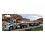 Barney Trucking Tankers used in UT, AZ, NV, & WY