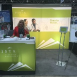 VISTA Staffing Solutions photo: AAFP Conference