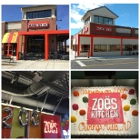 Zoes Kitchen, Inc. photo: The opening of location #200 on 10/27/16!