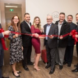 Head Office Ribbon Cutting