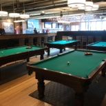 autoTRADER.ca photo: The autoTRADER.ca Employee Event at The Crooked Cue! What a way to start Spring 2019!