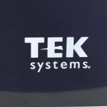 Got this speaker with this logo when I worked for Tek Systems back 2005-2006