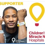 Proud Supporter of Children's Miracle Network Hospitals