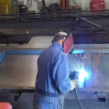 Charlton & Hill Welding Ltd. photo: Welding Pic