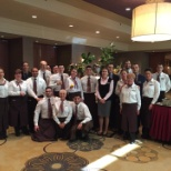 SHERATON LAVAL photo: Restaurant Team