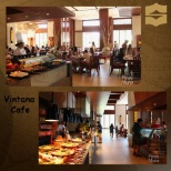 photo of Shangri-La Hotels and Resorts, This is the Vintana The buffet breakfast restaurant of shangria.