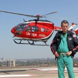 "#LifeFlight was started in 1976 by Dr. James ""Red"" Duke."
