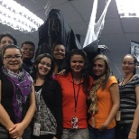 Our teams in Costa Rica celebrating Halloween