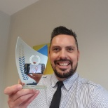 photo of ESS Employment, ESS Employment Ltd Operations Manager Liam Edwards celebrates 15 years with the company