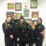 Our Lovely Bourke Street Australia Team