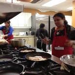 Providence Health & Services photo: Leading community kitchen