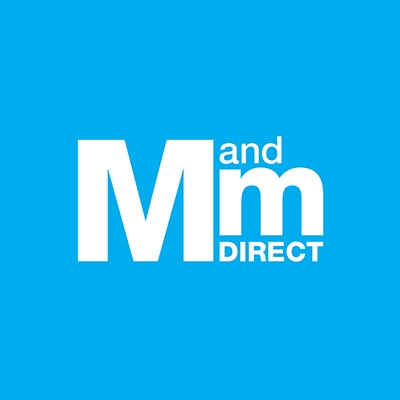MandM Direct logo