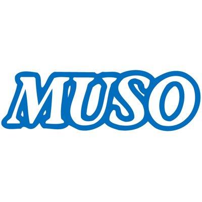 ムソー株式会社のロゴ