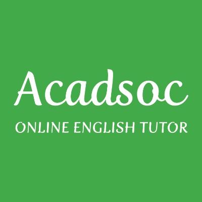 Acadsoc logo