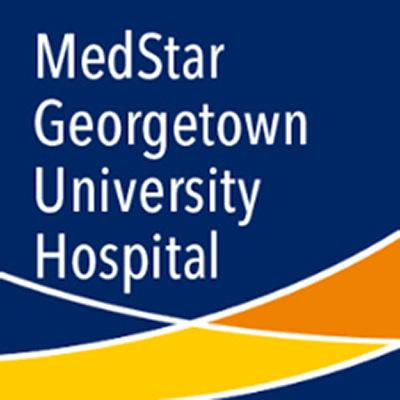 Logo for MedStar Georgetown University Hospital