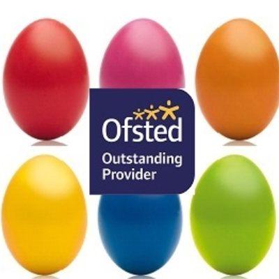 Egg Day Nursery logo