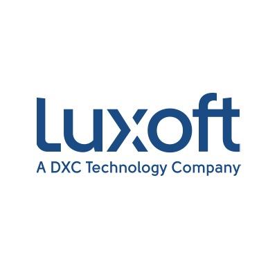 Лого компании Luxoft