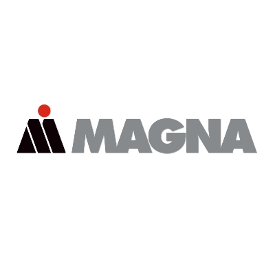 logotipo de la empresa Magna International Inc