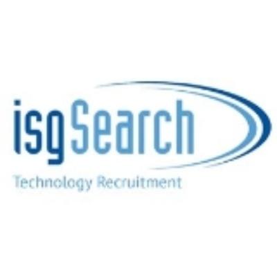 ISG Search logo