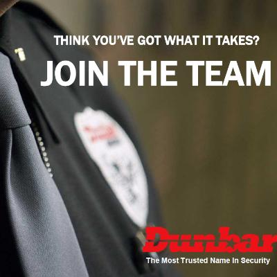 Dunbar Armored Security Guard Salaries in Seaford, DE