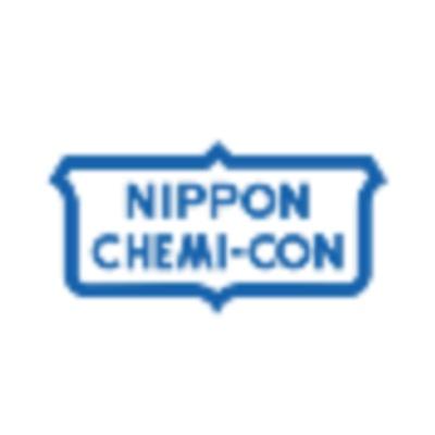 日本ケミコン株式会社のロゴ