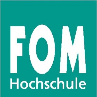 FOM Hochschule für Oekonomie & Management gemeinnützige Gesellschaft mbH-Logo