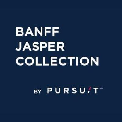 Banff Jasper Collection by Pursuit logo