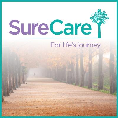 SureCare Oxfordshire logo