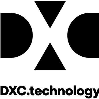 Logotipo - DXC Technology