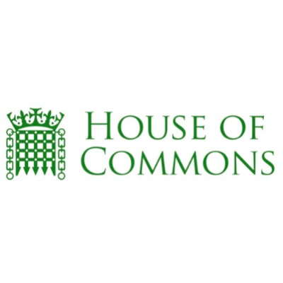UK Government - House of Commons logo