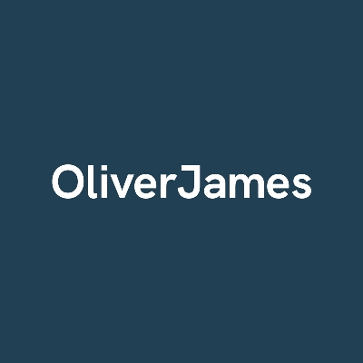 Oliver James Associates logo