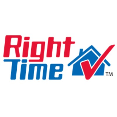 Logo Right Time Heating & Air Conditioning