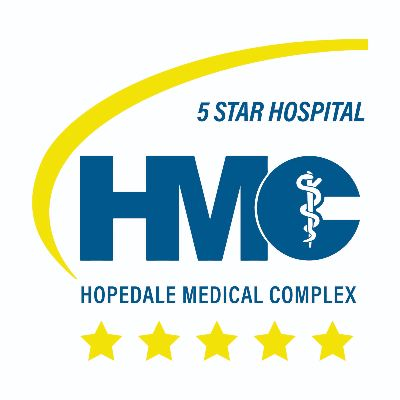 Hopedale Medical Complex logo